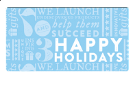 Email Gift Card: Happy Holidays 1