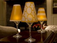 di Potter: Wine Glass Shades