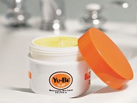 Yu-Be: Moisturizing Skin Cream Jar