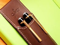 Quiver: A5 Size Double Pen Holder