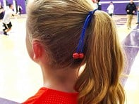 Pulleez: Sliding Hair Tie - Sporteez