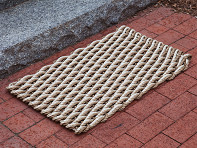 The Rope Co: Nautical Door Mat