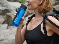 Go-Anywhere Water Bottle
