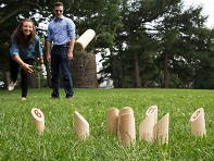 Mölkky: Outdoor Throwing Game