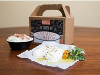 Burrata & Mascarpone Cheese Kit