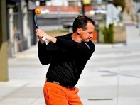 Orange Whip: Golf Trainer