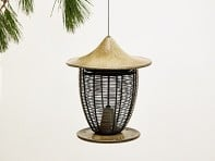 Byer of Maine: Sandy Granite Pagoda Bird Feeder