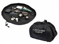 Lay-n-Go Cosmo: Solid Color Makeup Case