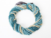 Jianhui London: Blue, Green, Cream (10 Strand)