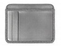 Stainless Steel Minimalist Wallet