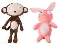 Chimeras: Monkey + Bunny