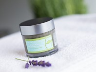 Alaska Glacial Mud: Lavender-Peppermint Facial Mask