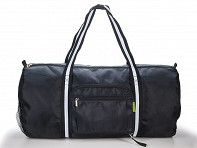 Duffster Collapsible Bag - Black