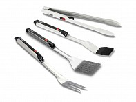 Grillight: Lighted Grill Tools Gift Set
