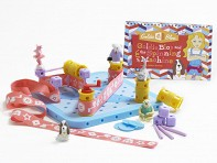 GoldieBlox: The Spinning Machine