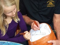 Grampa Bardeen's: Pumpkin Carving Set
