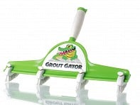 Grout Gator: Grout and Tile Cleaning Brush