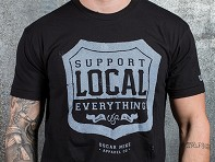 """Support Local Everything"" Shirts"