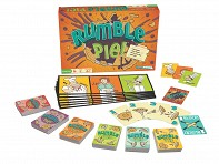 Rumble Pie: Card Race Game