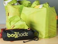 BagPodz: Reusable Bag Set - 10 Pack