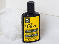 Duke Cannon: Tea Tree 2-in-1 Hairwash