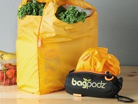 BagPodz: Reusable Bag Set - 5 Pack