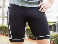 "WOLACO: North Moore Shorts - 9"" Inseam"