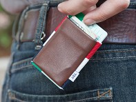 TGT: Men's Minimalist Wallet