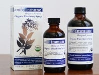 Maine Medicinals: Anthoimmune Elderberry Syrup