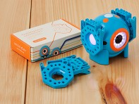 Wonder Workshop: Dash & Dot Building Brick Connectors