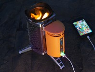 CampStove - Wood Fueled Generator