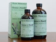 Maine Medicinals: Gentle Detox Tonic