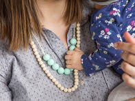Deila Silicone Teething Necklace