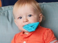 Little Standout: Diamond Baby Teether