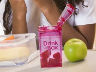 Drink in the Box: Reusable Drink Box - 8 oz.