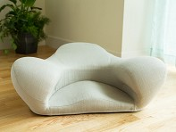 Ergonomic Meditation Seat - Fabric