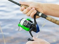 Cheeky Fishing: Flotr Spin Reel
