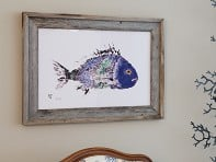 Fish Aye Trading: Nautical Print