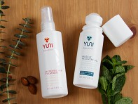 YUNI: Muscle Gel & Hair Treatment Combo