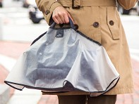 Handbag Raincoat: Protective Purse Cover