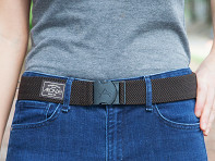 Arcade Belts: Hemingway Belt - Black/Brown