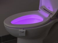 IllumiBowl: Motion Activated Toilet Light