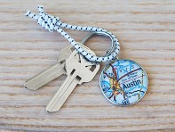 Regatta Key Ring