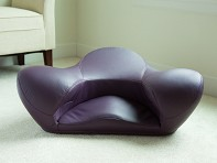 Alexia: Ergonomic Meditation Seat - Leather
