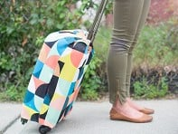 LOQI: Luggage Cover