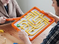 Maze Racers: Fast-Paced Puzzle Game