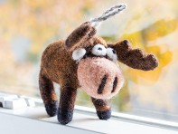 Woolbuddy: Moose