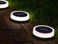 Bluetooth Solar Powered Light