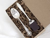 Personalized Hot Chocolate Spoon