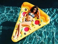 Floatie Kings: Pizza Pool Float